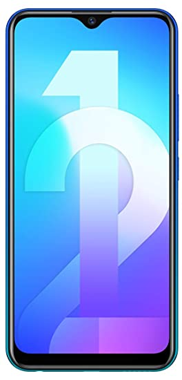 Vivo Y12 (Aqua Blue, 4GB RAM, 32GB Storage) Without Offer