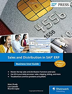sales and distribution in sap erp practical guide sap sd rh amazon com SAP mySAP ERP Product Life Cycle Diagram