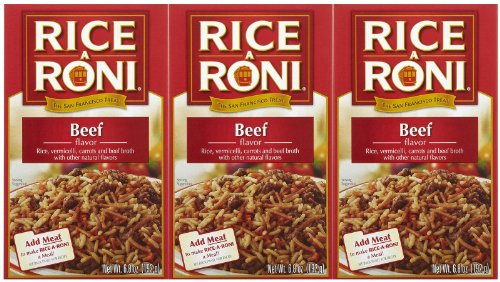 rice a roni beef - 7