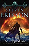 Malazan Book of the Fallen, tome 10 : The Crippled God (VO) par Erikson
