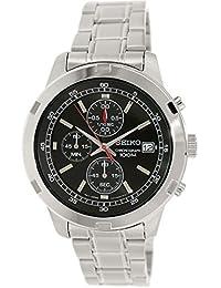 Seiko Men's SKS421 Silver Stainless-Steel Quartz Watch