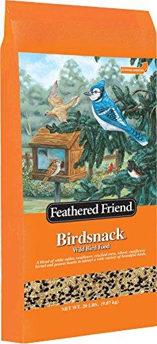 Feathered Friend Birdsnack Wild Bird Seed, 20 Lb.