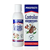 Controlice Ultimate 3-In-1 Lice Defense Shampoo | Lice Elimination + Repellent Shampoo + Detangling Conditioner | Non-Toxic, Plant Oil Formula, Gentle & Easy To Use For The Whole Family | 125ml