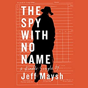 The Spy with No Name Audiobook