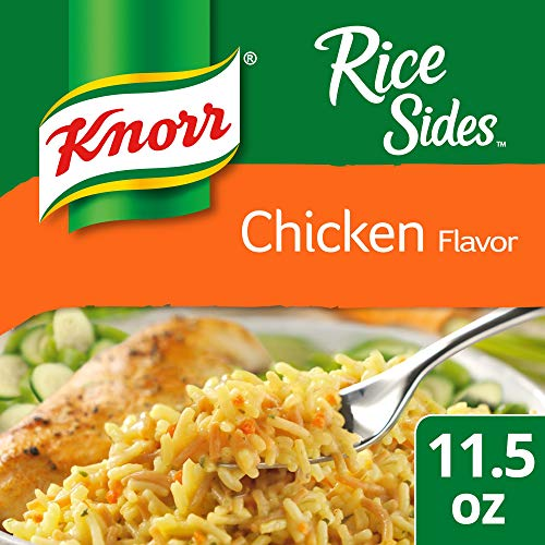 Knorr Rice Side Dish, Chicken, 11.4 oz, Pack of 7