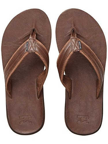 Billabong Uomo Billabong Caldwell Sandale Caldwell Chocolate w7Oqw