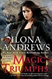 Book cover from Magic Triumphs (Kate Daniels) by Ilona Andrews
