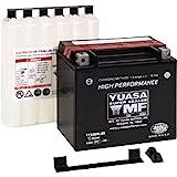 yuasa motorcycle battery - Yuasa YUAM620BH YTX20HL-BS Battery