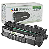 LD © Remanufactured Replacement Laser Toner Cartridge for Hewlett Packard CE505A (HP 05A) Black, Office Central