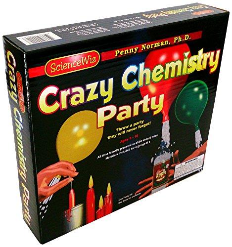 ScienceWiz / Crazy Chemistry Party Kit by ScienceWiz