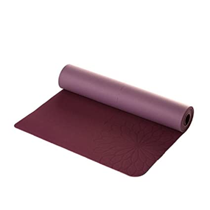 Amazon.com : Antibacterial layer of two-color two-sided Yoga ...