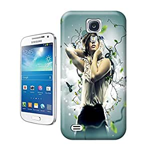 Unique Phone Case Painting Figure serenity Hard Cover for samsung galaxy s4 cases-buythecase