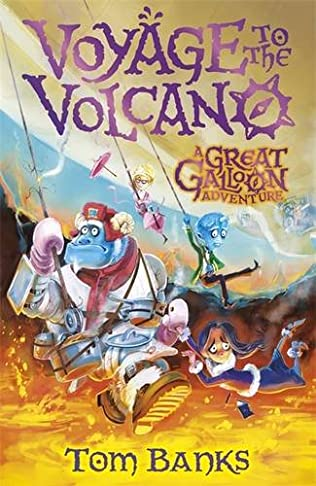 book cover of Voyage to the Volcano