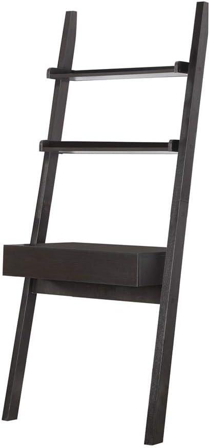 Coaster Home Furnishings Posavasos Muebles 80133, Escalera Cappuccino Escritorio: Amazon.es: Juguetes y juegos
