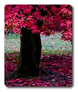 gaming mousepads Whispers of Autumn PC Custom Mouse Pads / Mouse Mats Case Cover