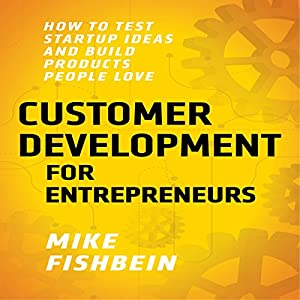Customer Development for Entrepreneurs Audiobook