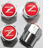 z370 nissan - Car Auto Tire Valve Stem Cap Caps Red Color For Nissan Z