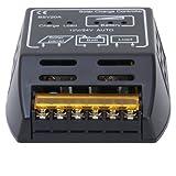 Phenovo 20A 12V/24V Solar Charge Controller Charge Regulator Intelligent Overload Protection