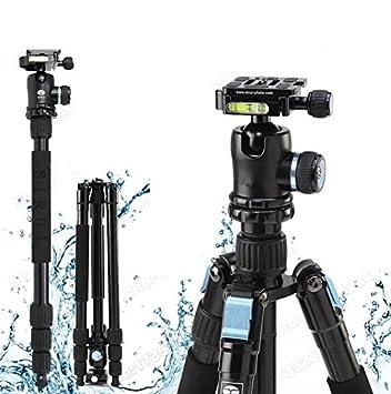 GOWE Trípode portátil impermeable para cámara réflex digital + ...