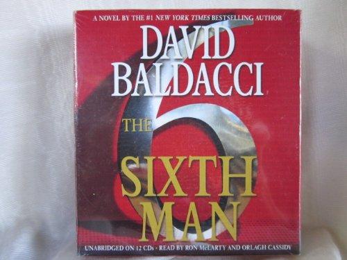 The Sixth Man by David Baldacci Unabridged CD Audiobook (Total Control David Baldacci compare prices)