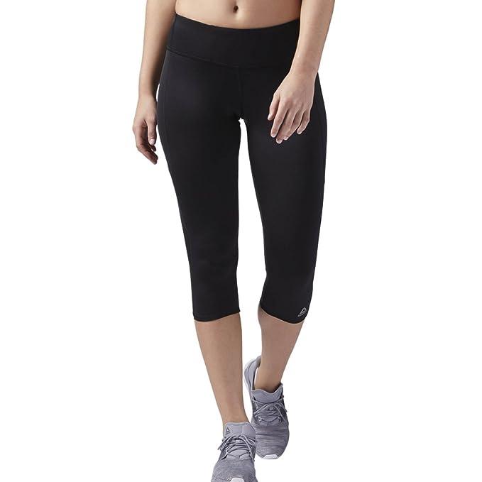 Amazon.com: Reebok Womens Running Capri: Clothing