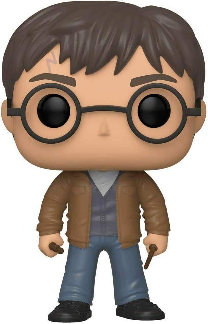Funko Pop : Harry Potter : Harry Avec 2 baguettes 2 Wands ...
