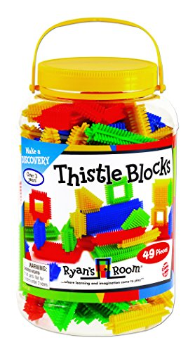Small World Toys Ryan's Room Educational  - Thistle Blocks