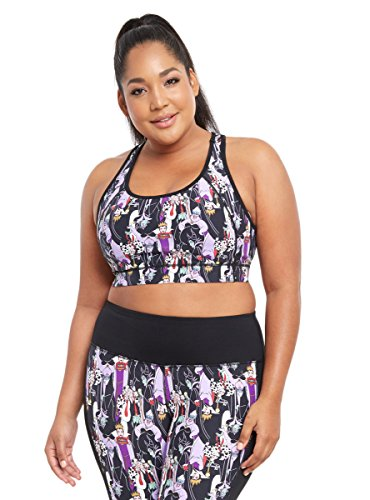 Torrid Active - Disney Villains Sports Bra