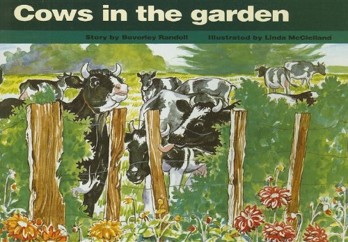 PM Blue: Leveled Reader Cows In The Garden (New PM Story Books)