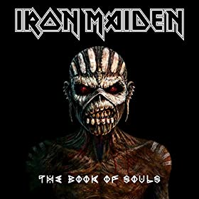 new music from Iron Maiden available on Amazon.com