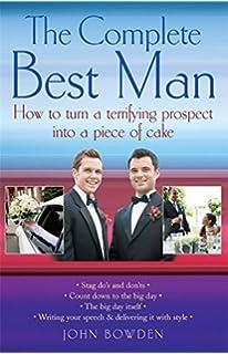 How to write a best man speech uk