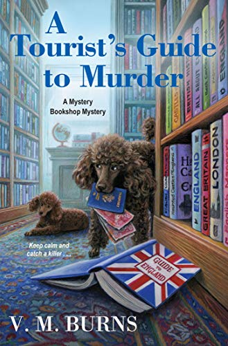 Book Cover: A Tourist's Guide to Murder
