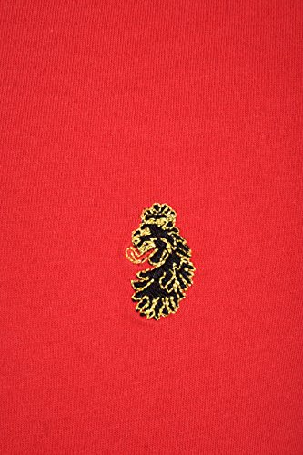 Luke 1977 Herren T-Shirt rot rot
