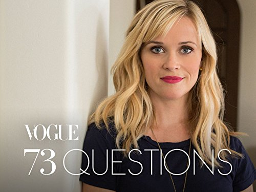 73 Questions with Reese Witherspoon ()
