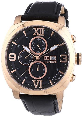Tommy Hilfiger Fitz 1790969 Men's Watchs Wristwatch Solid Case