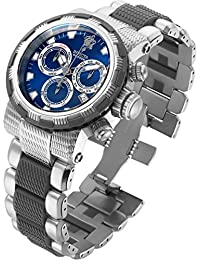 Invicta Men's 'Sea Base' Swiss Quartz Stainless Steel Casual Watch, Color:Two Tone (Model: 17997)