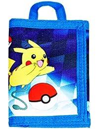Boys' Pokemon Tri-Fold Wallet