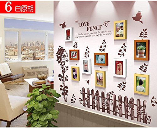 famous-wall-stickers-quality-solid-wood-frame-wall-creative-combination-of-european-simple-and-fashi
