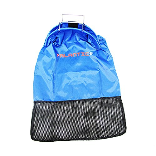- Scuba Choice Palantic Blue Lobster Fish Catch Gear Nylon Game Bag Net with SS Handle