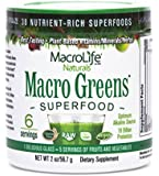 Macro Greens 2oz