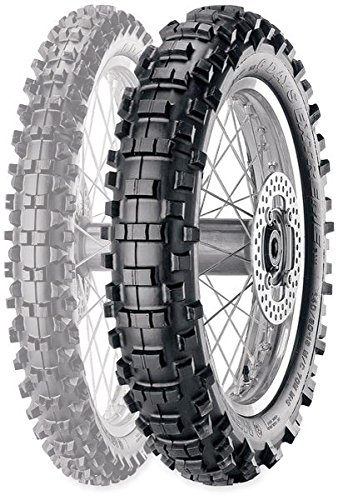 Metzeler 6 Days Extreme Off Road Rear Tire - 140/80-18 1623900 by Metzeler