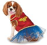 DC Comics Wonder Woman Pet Tutu Dress, X-Large