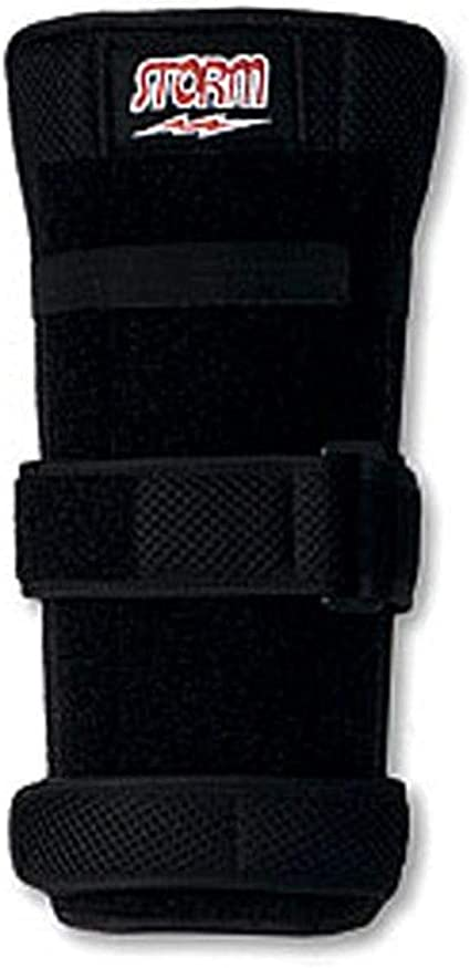 Black, Storm STUG L Bowling Wristbrace