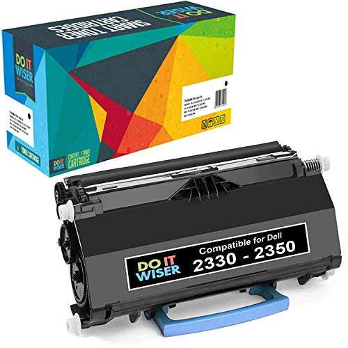 - Do it Wiser Compatible Toner Cartridge Replacement for Dell PK941 Dell 2350DN 2330DN 2330D 2330DTN 2330 2350D 2350 Printer (Black - 6,000 Pages)