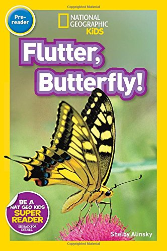 Download National Geographic Readers: Flutter, Butterfly