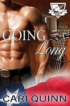 Going Long: Boys of Fall by [Quinn, Cari]