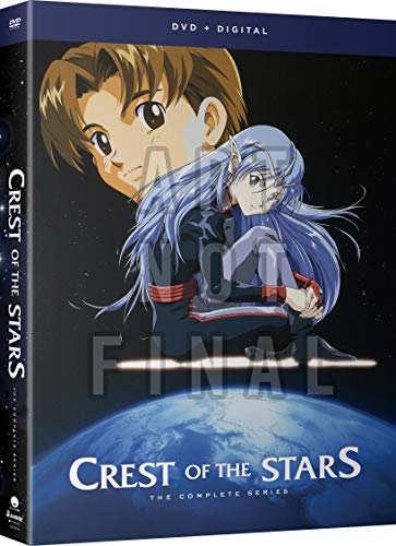 Crest of the Stars: The Complete Series by Funimation