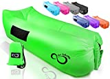 Best Sofa Air Mattresses - Live Infinitely Inflatable Air Lounge Chair Bag Features Review