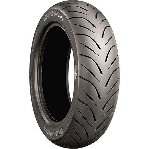 Bridgestone HOOP B02 Scooter Rear Motorcycle Tire 130/70-12