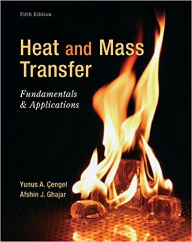 Heat And Mass Transfer Fundamentals And Applications Cengel Pdf
